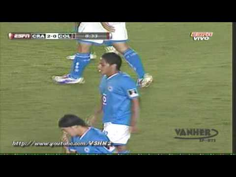 Cruz Azul vs Columbus Crew Primer Gol de Ramon Nuñez con Cruz Azul Video