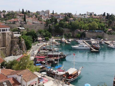 【2014 Oct.土耳其之旅】土耳其奇幻之旅--Part 3 (孔亞 & 安塔麗雅 & 阿斯班多斯)