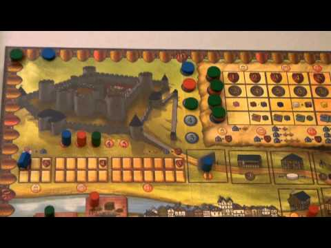 Left Hand Reviews - #32 - Caylus