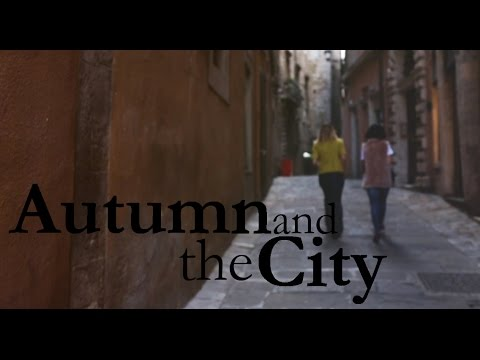 Autumn and the City | Fall Winter Trends 2014\2015