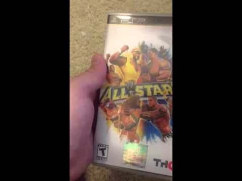 WWE All Stars Playstation Portable Review