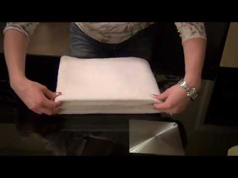 _=_Relaxing Towel Folding Tutorial_=_