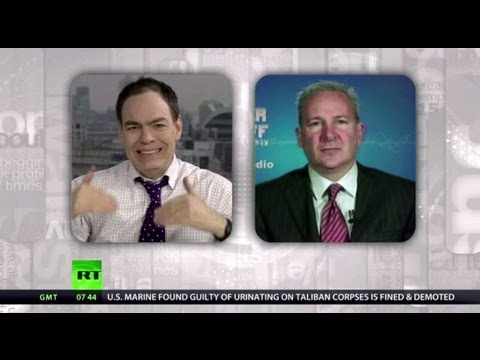 Keiser Report: Crazyflation (E383 ft. Peter Schiff)