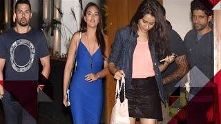 Sonakshi - Bunty Sachdev & Farhan - Shraddha Party Together | Bollywood News