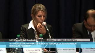 Arroyo Salgado: Nisman no se suicidó, lo mataron