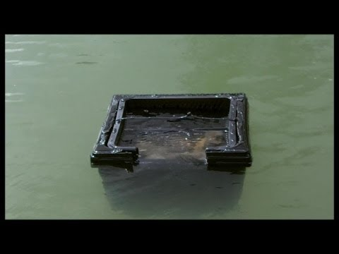 Build A Floating Pond Skimmer DIY
