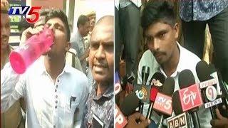 Accused Srinivas Gets Bail In YS Jagan Attack Case