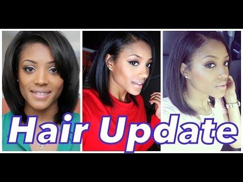 Hair Update  April 2014