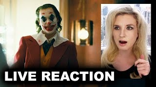 Joker Final Trailer REACTION