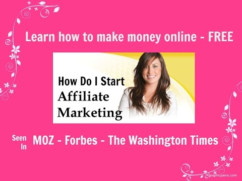 Affiliate Marketing For Dummies [IN PLAIN ENGLISH!] 2016