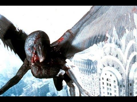 Q  The Winged Serpent 1982 fantasy  horror full movie