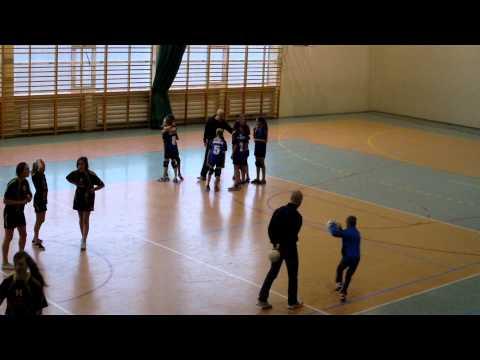 Piłka Ręczna - Sp Klasa VI - II Gimnazjum