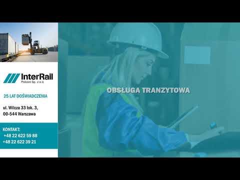 Obsługa Spedycyjna Transportowa Warszawa InterRail-Polcont Sp. Z O.o.