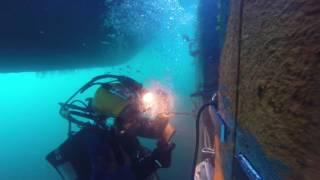 Solda Subaquática / Underwater Welding