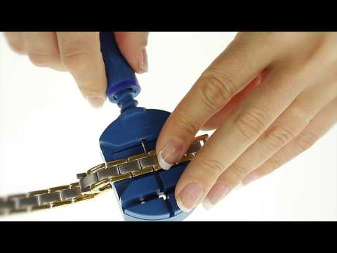 How to resize or remove links from your Magnetic Bracelet or Watch