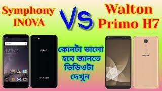Symphony INOVA Vs Walton Primo H7 ConTest ( Symphony Vs Walton)