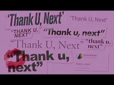 Ariana Grande thank u, next audio MP3