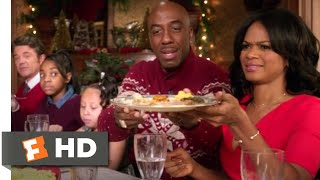 Almost Christmas (2017) - Christmas Dinner Scene (7/10) | Movieclips