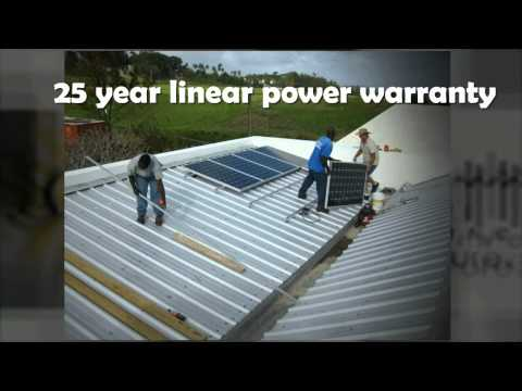 Solar Watt Systems Inc. Video - Barbados