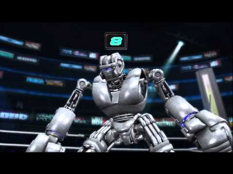 Real Steel - Gameplay (Xbox 360) HD 720p Music Videos