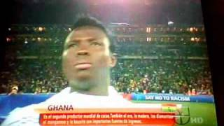 Watch National Anthems Ghana National Anthem video