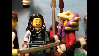 LEGO Ninjago - Lost In Time - Episode 4: The Serpentine Wars!
