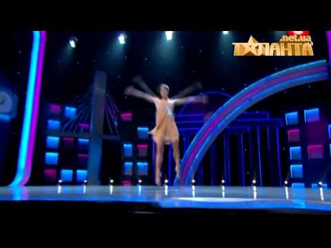 Танцюють всi 4 ( Лидия Соклакова)