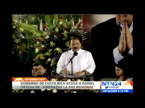 Crece la tensión ente Costa Rica y Nicaragua por jurisdicciones territoriales