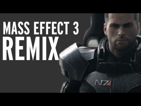 MIKE RELM: REMIX EARTH (Mass Effect 3)