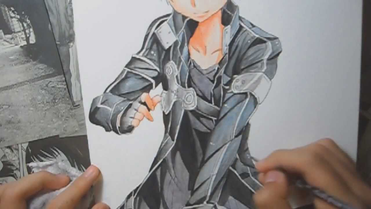 Sword Art Online 2 Drawing From Sword Art Online