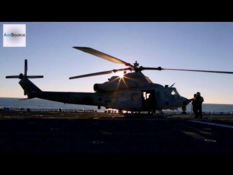 Amphibious Assault Ship USS Kearsarge Operations