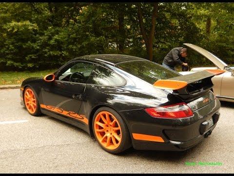 Porsches Part 1