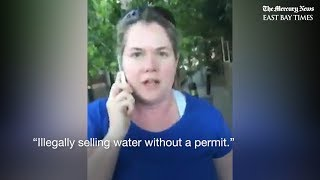 Permit Patty video goes viral after woman calls police on girl selling water