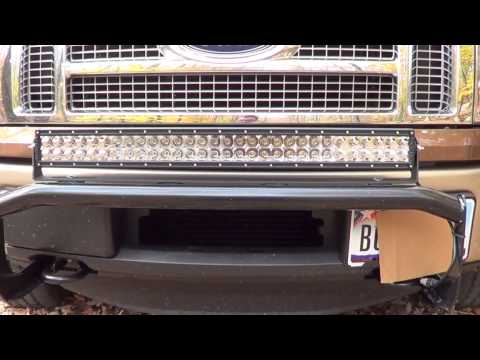 Rigid led light bar review e series 30 inch led light bar rigid industries e series 30 led light bar review watch this video on youtube aloadofball Image collections