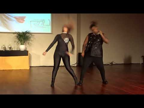 ZNL2018 Vanessa & Val in performance ~ Zouk Soul