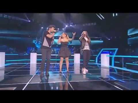 Pedro Maceiras VS Vânia Gonçalves VS Alex Vantrue | Batalhas | The Voice Portugal | Season 3