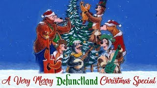Defunctland: The History of the Country Bear Christmas Special