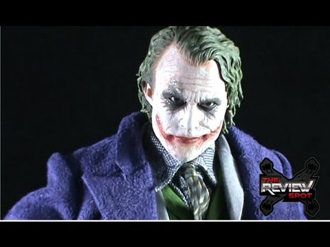 Collectible Spot - Hot Toys The Dark Knight Joker 2.0 1:6 Scale Collectible Figure