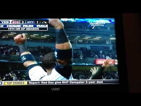 Raul Ibanez clutch home run