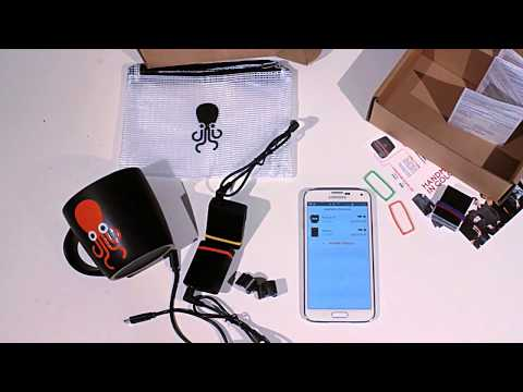 Review Of The Tentacle Sync E and the NEW BLUETOOTH APP!