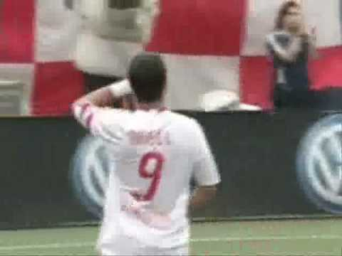 New York Red Bulls - Best Goals 2008 Video