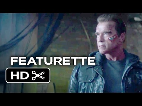 Terminator Genisys Featurette - Guardian (2015) - Arnold Schwarzenegger Action Movie HD