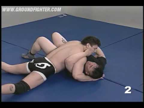 Tony Cecchine - Catch Wrestling, Hooking Combinations - Leg Choke, Arm Bar Image 1