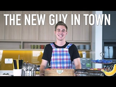 The New Guy In Town | the new guy in town