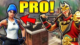 DUOS GAMEPLAY WITH FORTNITE PRO!!! (Pro Fortnite Gameplay)
