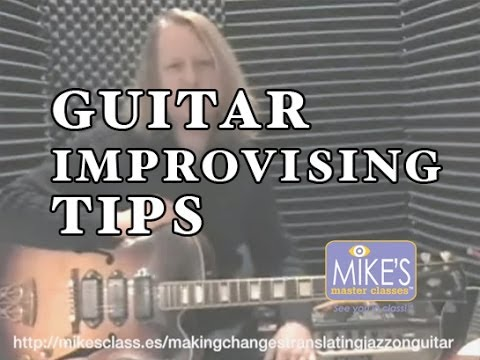 Guitar Improvising Tips: Break Free From Standard Licks | Jake Langley Jazz Master Sample Clip