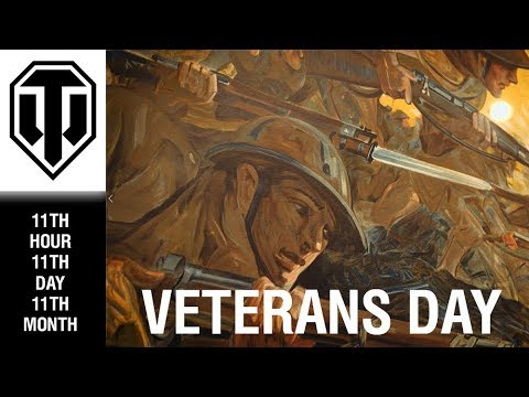 Wargaming Honors the History of Veterans Day