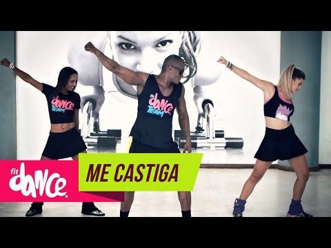 MC Neblina - Me Castiga - FitDance | Coreografia