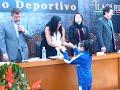 Paty Vazquez MEDALLA AL MERITO DEPORTIVO