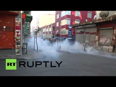 Turkey: Clashes erupt on 2nd anniversary of teen protester's death